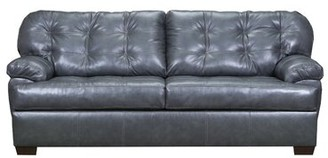 """Red Barrel Studio Thy 92"""" Pillow top Arm Sofa Upholstery Color: Soft Touch Fog"""