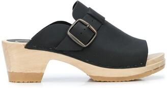 NO.6 STORE Riley clog sandals