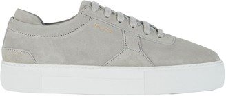 Axel Arigato Platform Low-Top Suede Sneakers