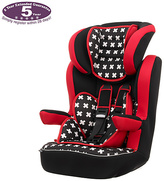 O Baby Obaby Group 1-2-3 Crossfire High Back Booster Seat