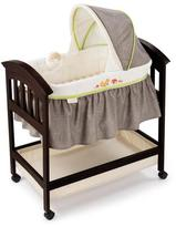 Summer Infant Fox and Friends Classic Comfort Wood Bassinet