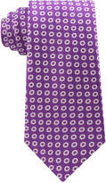 Sean John Men's Graphic Dot Silk Tie