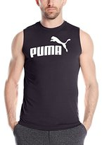 Puma Men's Essential No 1 Logo Sleeveless Tee