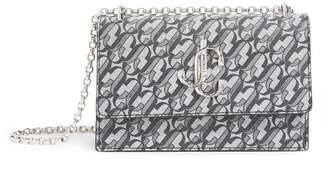 Jimmy Choo Monogram Bohemia Clutch Bag