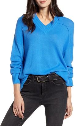 Treasure & Bond Seam Detail Sweater