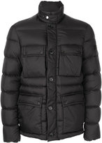 Peuterey padded coat - men - Feather Down/Polyamide - S