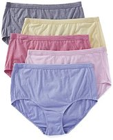 Fruit of the Loom Fit for Me Women`s 5pk Beyond Soft Briefs