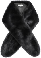 Reiss Laska - Faux-fur Scarf in Grey, Womens