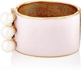 Maison Mayle Women's M Cuff Hinged Bracelet