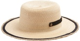 FILÙ HATS Safari hemp-straw hat