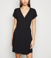 New Look NA-KD Mini Wrap Dress