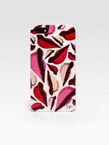 Diane von Furstenberg New Lips Printed Hardcase For iPhone 5