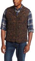 Field & Stream Men's Quilted Fleece-Lined Camo Vest