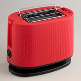 Bodum Red Bistro 2-Slice Toaster