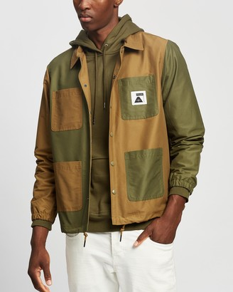 Poler Summit Coverall Coach Jacket