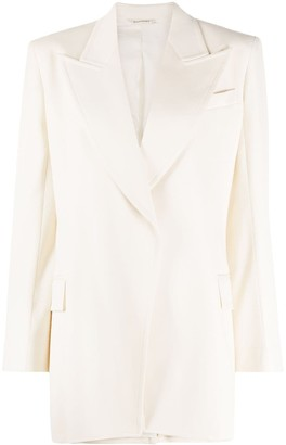 Givenchy Double-Breasted Wrap Blazer