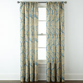 Royal Velvet Camden Rod-Pocket Curtain Panel