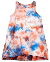 True Religion Tie Dye Branded Tank (Baby Girls)