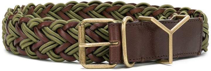 Y/Project Y / Project woven design belt