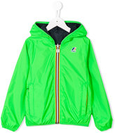 K Way Kids - reversible jacket - kids - Polyamide/Polyester - 6 yrs