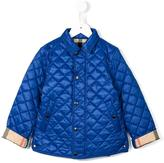 Burberry diamond quilted jacket - kids - Cotton/Polyester - 5 yrs