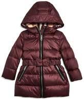 Burberry Girls' Consillia Down Puffer Jacket - Baby
