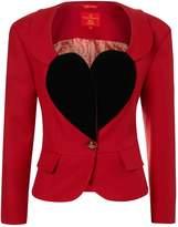 Vivienne Westwood Red Wool Jackets