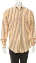 Michael Bastian Stripe Button-Down Shirt