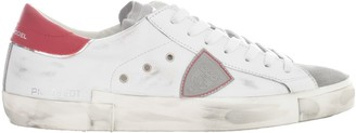 Philippe Model Prsx Veau Gomme Low Top Sneakers