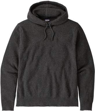 Patagonia Men's Recycled Cashmere Hoody Pullover