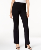 INC International Concepts Petite Bootcut Pants, Created for Macy's