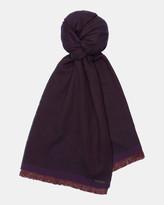 Herringbone Design Cotton Scarf