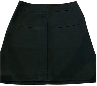 Carven Green Viscose Skirts