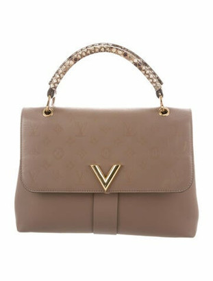 Louis Vuitton Plume Very One Handle Bag Mauve