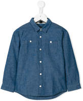 Burberry chambray shirt