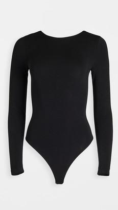 Wolford Memphis Thong String Bodysuit