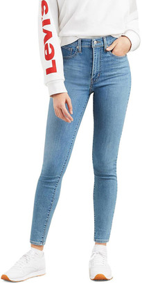Levi's Mile High Super Skinny Mid