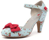 I Love Billy New Annie Blue Spot Red Womens Shoes Casual Shoes Heeled