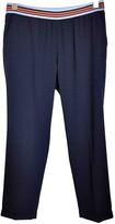 Viktor & Rolf Blue Trousers for Women