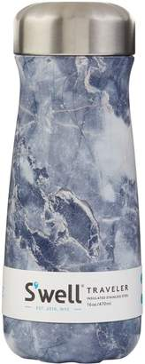 Swell S'well Marble Traveler Water Bottle