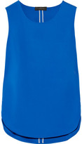 Calvin Klein Collection Trandem stretch-jersey top