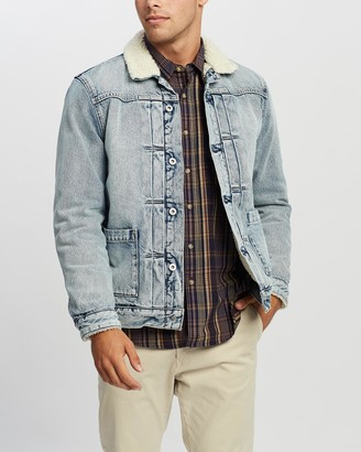 Levi's Made & Crafted Type II Sherpa Trucker Jacket