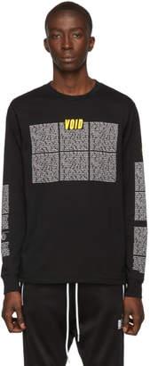 Diesel Black T-Just-LS-New Long Sleeve T-Shirt