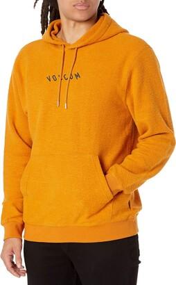 Volcom Men's Hever Pullover Hooded Fleece Sweatshirt