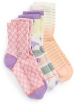 Stance Toddler Girl's Pop Assorted 3-Pack Socks