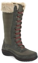 Aetrex Women's Waterproof Lace-Up Boot
