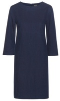 A.P.C. Baba Cotton And Linen Denim Dress