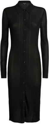 Rag & Bone Knitted Pacey Midi Dress