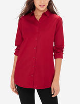 The Limited Wrinkle Resistant Tunic Shirt