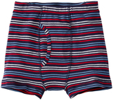 Hanna Andersson Navy Stripe Organic Cotton Boxer Briefs